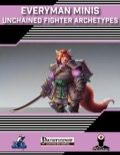 Everyman Minis: Unchained Fighter Archetypes (PFRPG) PDF