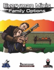 Everyman Minis: Family Options (PFRPG) PDF