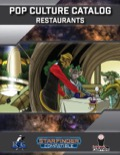 Pop Culture Catalog: Restaurants (SFRPG) PDF