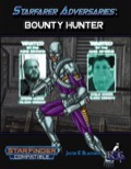 Starfarer Adversaries: Bounty Hunter (SFRPG) PDF