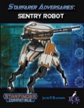 Starfarer Adversaries: Sentry Robot (SFRPG) PDF