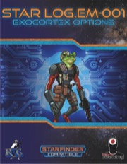 Star Log.EM-001: Exocortex Options (SFRPG) PDF