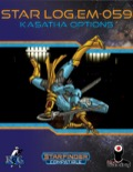 Star Log.EM-059: Kasatha Options (SFRPG) PDF