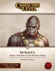 Characters-By-Level: Duragul—Game Avatars Edition Download