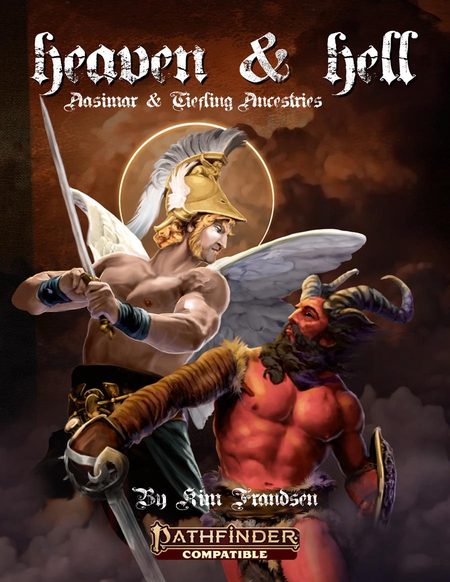 Aasimar Sorcerer paizo - heaven & hell: aasimar & tiefling ancestries