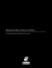 Random Hill Encounters (PFRPG) PDF