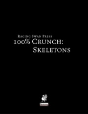 100% Crunch: Skeletons (PFRPG) PDF