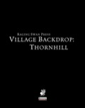 Village Backdrop: Thornhill (PFRPG) PDF