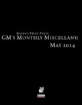 GM's Monthly Miscellany: May 2014 (PFRPG) PDF