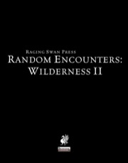 Random Encounters: Wilderness II (PFRPG) PDF