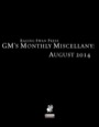 GM's Monthly Miscellany: August 2014 (PFRPG) PDF
