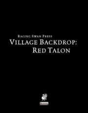Village Backdrop: Red Talon (PFRPG) PDF