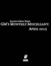 GM's Monthly Miscellany: April 2015 (PFRPG) PDF