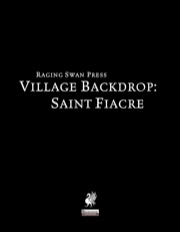Village Backdrop: Saint Fiacre (PFRPG) PDF