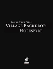 Village Backdrop: Hopespyre (PFRPG) PDF