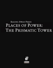 Places of Power: The Prismatic Tower (PFRPG) PDF