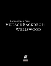 Village Backdrop: Wellswood (PFRPG) PDF