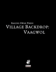 Village Backdrop: Vaagwol (PFRPG) PDF