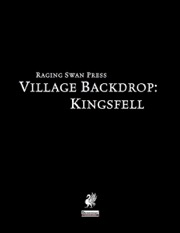 Village Backdrop: Kingsfell (PFRPG) PDF