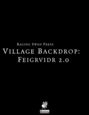Village Backdrop: Feigrvidr (PFRPG) PDF
