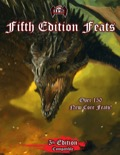 Fifth Edition Feats (5E) PDF