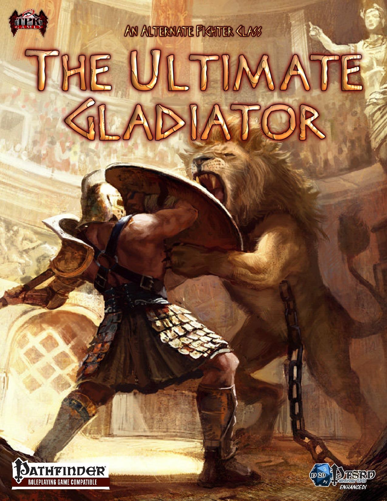 gladiator hahn ring