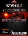 Infamous Adversaries: Raxath'Viz, the Creeping Rot (PFRPG) PDF