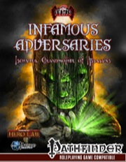 Infamous Adversaries: Ischadra, Grandmother of Assassins (PFRPG) PDF