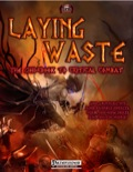 Laying Waste: The Guidebook to Critical Combat (PFRPG)