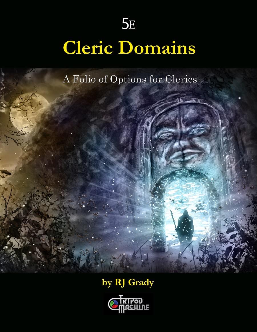 paizo com - Cleric Domains, a Folio of Options for Clerics
