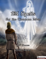 101 Spells for the Common Man (PFRPG) PDF