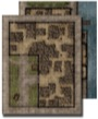 GameMastery Flip-Mat: Warehouse