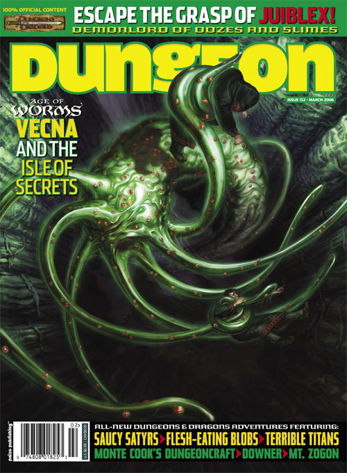Cover of Caverns of the Ooze Lord