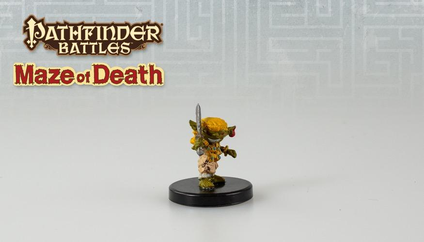Maze of Death PRETTY GOBLIN 1 Pathfinder Battles
