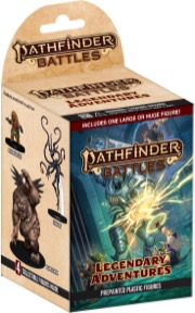 Pathfinder Battles—Legendary Adventures Booster