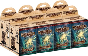 Pathfinder Battles—Legendary Adventures Case