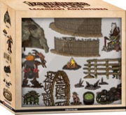 Pathfinder Battles: Legendary Adventures Goblin Village Set
