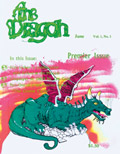 Dragon 1 Cover