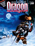 Dragon 208 Cover