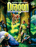 Dragon 215 Cover