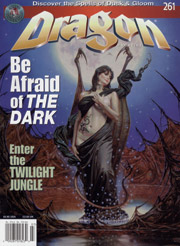 Dragon 261 Cover