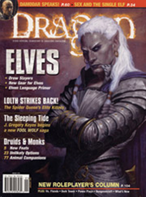 Dragon Issue #279