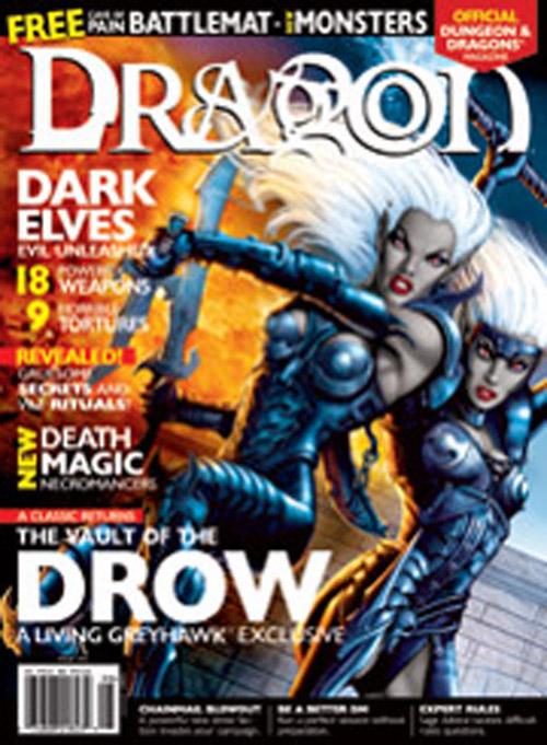 Dragon Issue #298