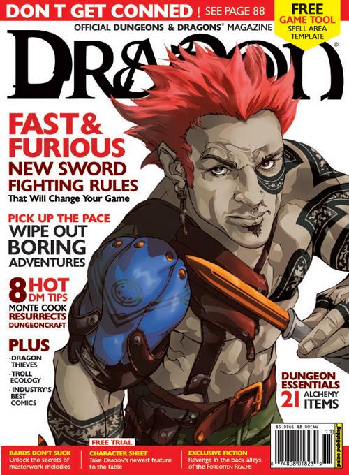 Dragon Issue #301
