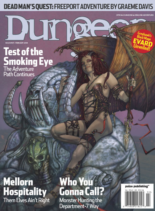 Cover of Deadman's Quest
