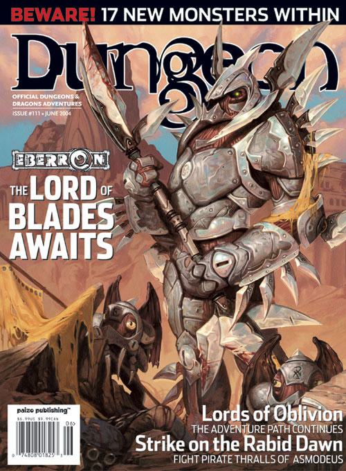 Cover of Lords of Oblivion