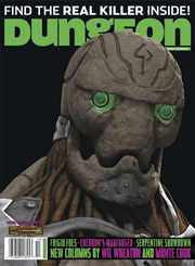 Dungeon 115 Cover