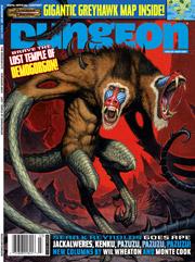 Cover of Lost Temple of Demogorgon