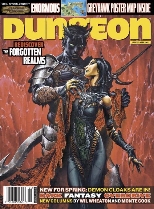 Paizo Com Dungeon Issue 121