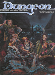 Dungeon 60 Cover